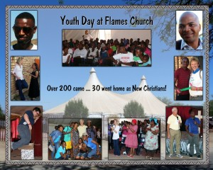 Youth Day at Flames Email